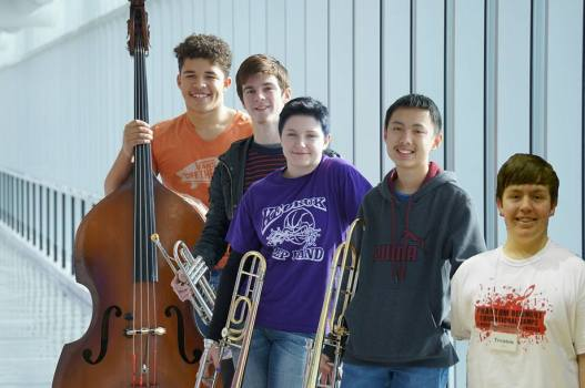 KHS Sends Five To Honor Band