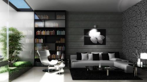 Medium Of Pictures Of Interior Decoration Of Living Room