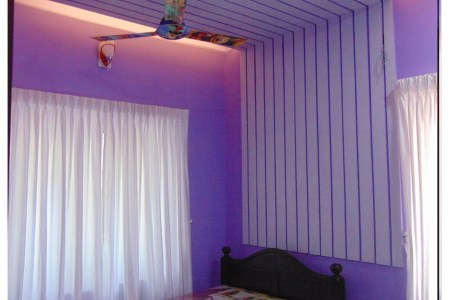 simple style interior ideal kids bedroom designs in kerala