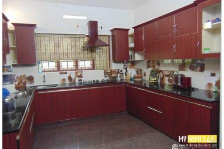 kerala homes kitchen design
