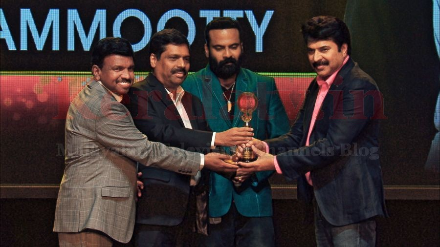 Anand TV Film Awards 2016 On Asianet - 17th July 2016 at 6.30 PM