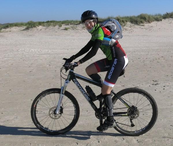 Yandan BV Sport Bisiklet Taytı