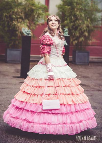 Kaylee Firefly Shindig Dress Cosplay