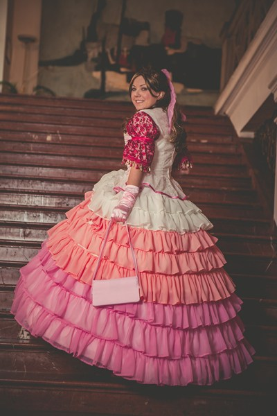 Kaylee Shindig dress cosplay firefly web
