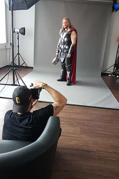 Thor-Cosplay-Calvin-Hollywood-Shooting-4