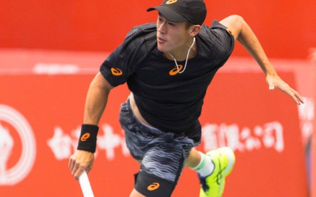 Swing for Taiwan: Pro Tennis Player Jason Jung