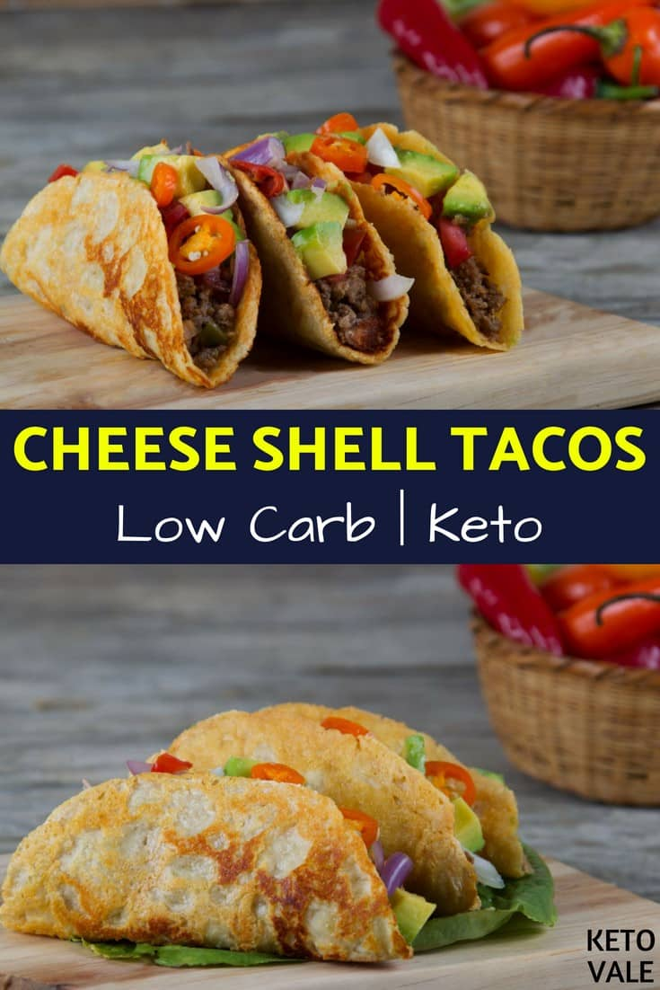 Large Of Cheese Taco Shells