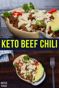Thrifty Keto Ground Beef Chili Low Carb Recipe Keto Beef Chili Low Carb Recipe Keto Vale Keto Recipes Bell Peppers Keto Recipes Ground Beef Reddit Ground Beef