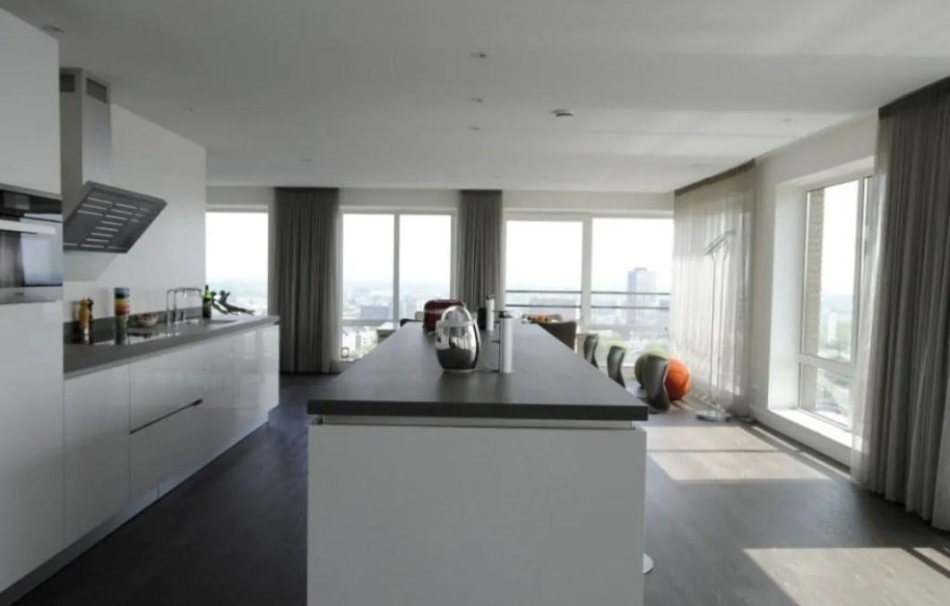 Moderne Strakke Keuken : Moderne keukens