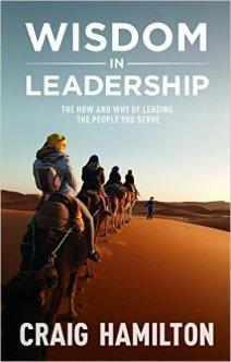 Review - Wisdom in Leadership Craig Hamilton - Book Cover