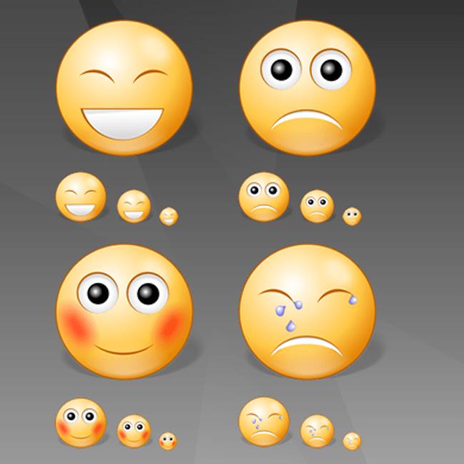 IconTexto Emoticons