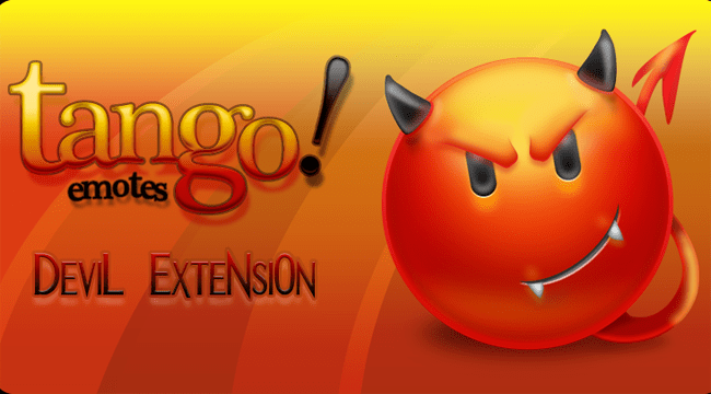 Tango Emotes - Devil Extension