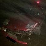 I Survived a Car Crash Today