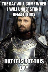 Medieval Hematology Joke