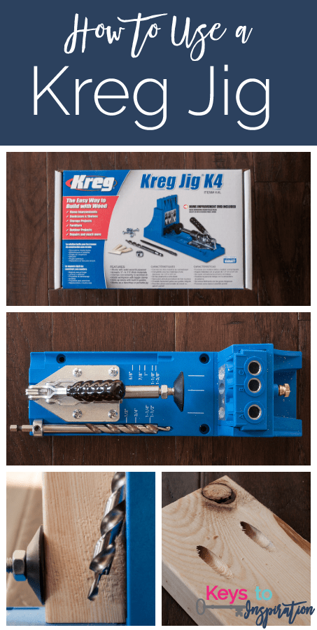 Ever wondered what the deal is with the Kreg Jig? This post explains exactly how to use this tool and why you need it in your toolbox!
