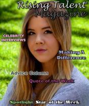 January 2013 Cover of Singer Hailey DIBIASI