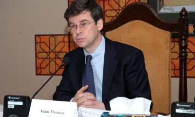 British High Commissioner to Pakistan Adam Thomson