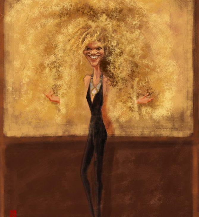 Amanda Scott - painting