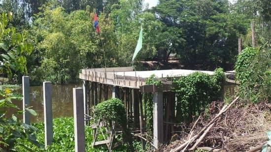 Wat Khemara Rajakaram a.k.a. Wat Pak Nam 2