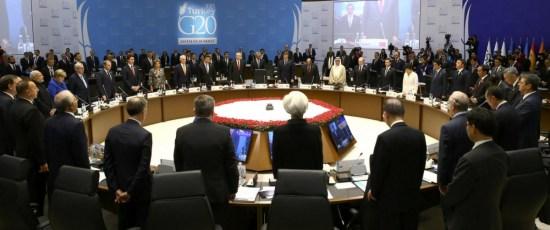 G20 Summit 2015 Turkey