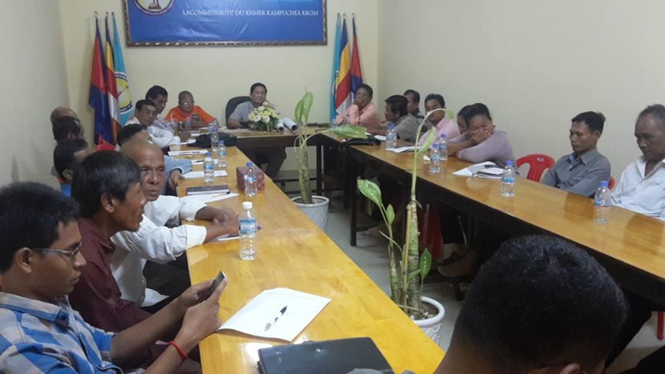 Khmer Krom NGOs-KYAD