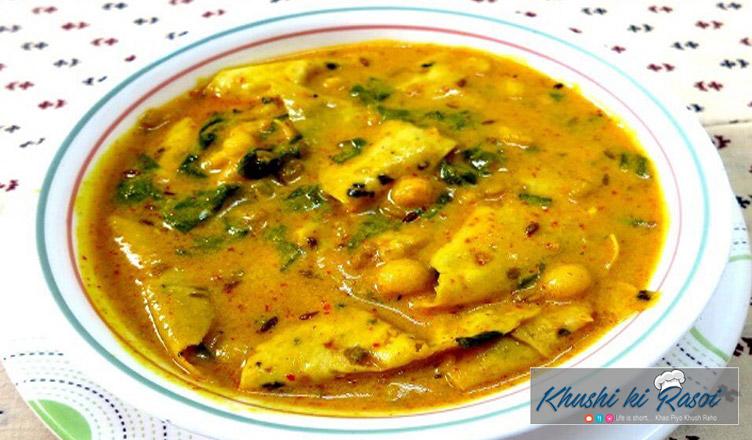 rajasthani-dahi-papad-recipe