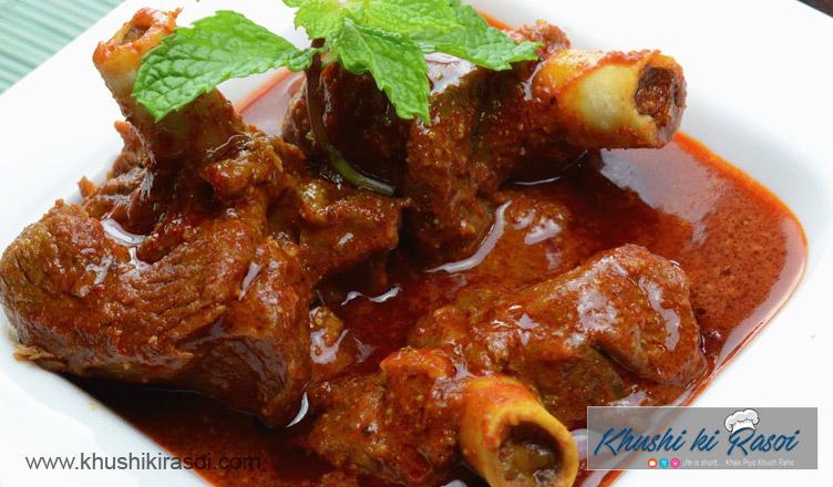 kadhai-mutton