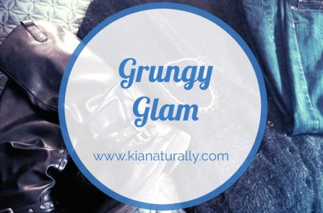 OOTD – Grungy Glam