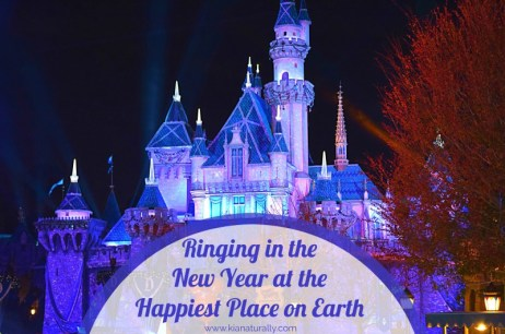 Ringing in the New Year at the Happiest Place on Earth