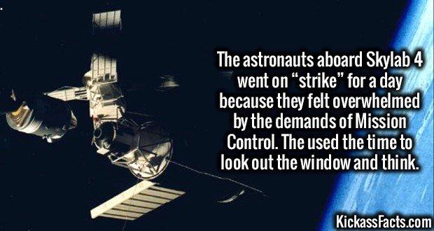 1921 Skylab 4 Strike