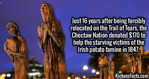 Famine Memorial, Dublin, Ireland