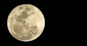 First Full Moon 2015 over Manila