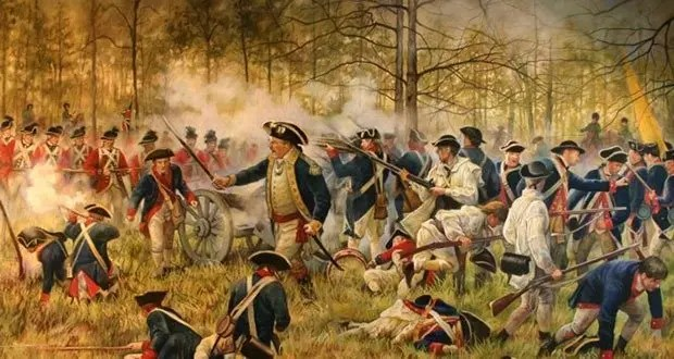 How did british lose revolutionary war essay