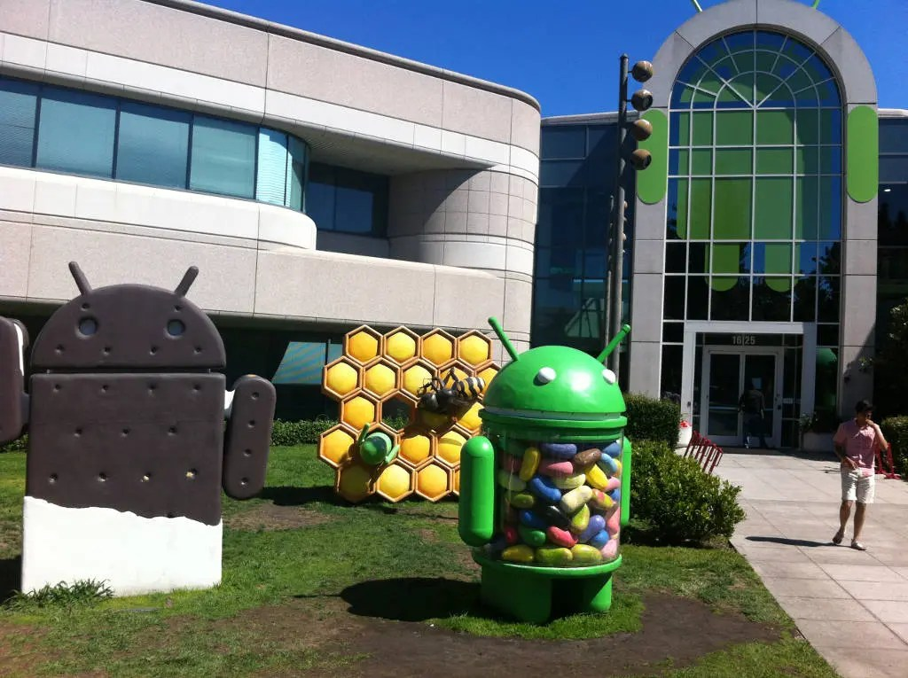 20 interesting facts about android for Google house builder