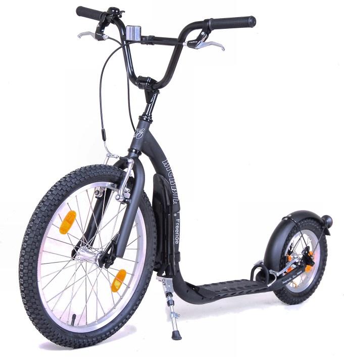Kickbike Freeride Noire