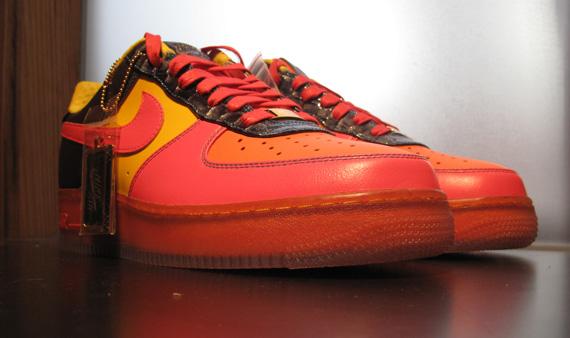 Nike Bespoke Air Force 1 by Martin Yao