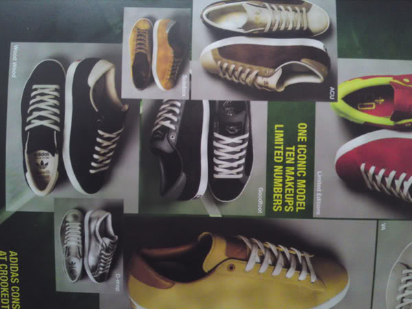 Adidas Consortium Rod Laver Collection Second Teaser