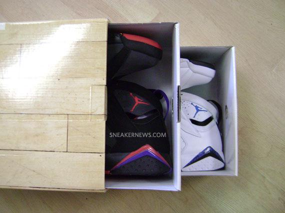 Air Jordan VII DMP 60+ Pack - Out Now!