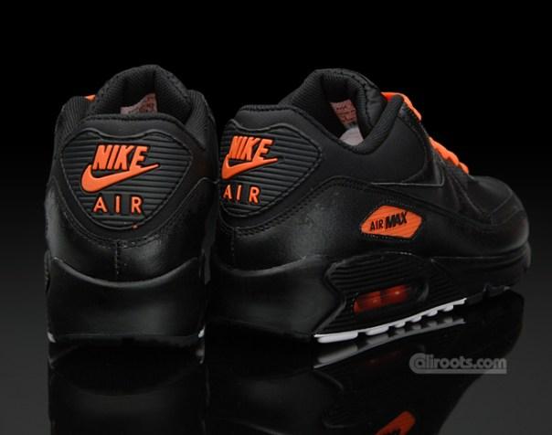 Nike Air Max 90 Premium Total Orange