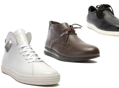 Gourmet Fall 2009 Footwear Collection