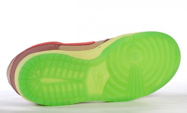 Nike SB Toxic Sea Robin Dunk Low