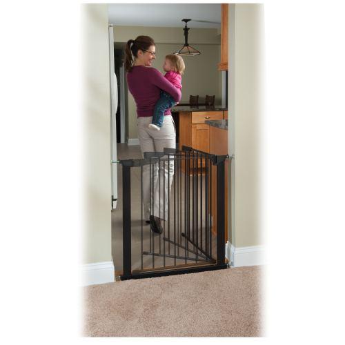 Medium Crop Of Pressure Mounted Baby Gate