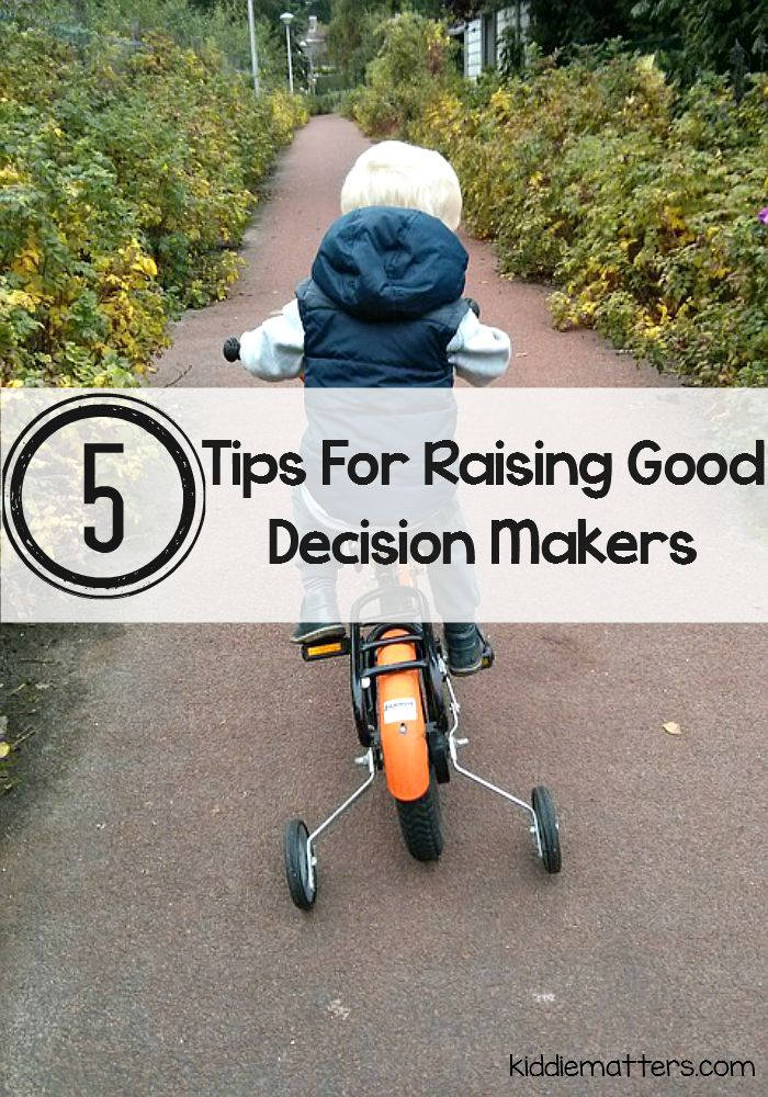 good decision maker