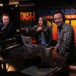Aaron Paul, Jenna, and Scott Waugh