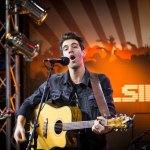 Zachary Barnett singing