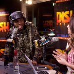 B.o.B. speaking with Jenna