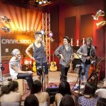 The Vamps Joins Us In-Studio