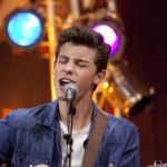 Shawn Mendes performs in-studio