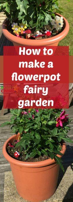 Small Of Pot For Fairy Garden