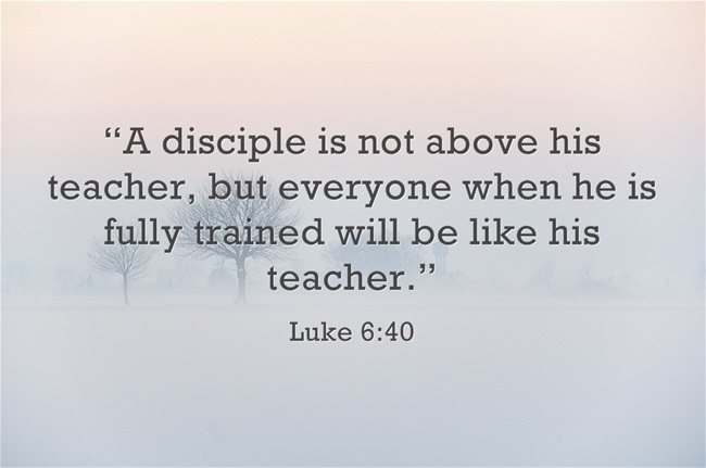The Teaching Methods of Jesus
